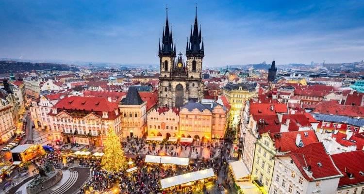 Craciun 2019 la Praga